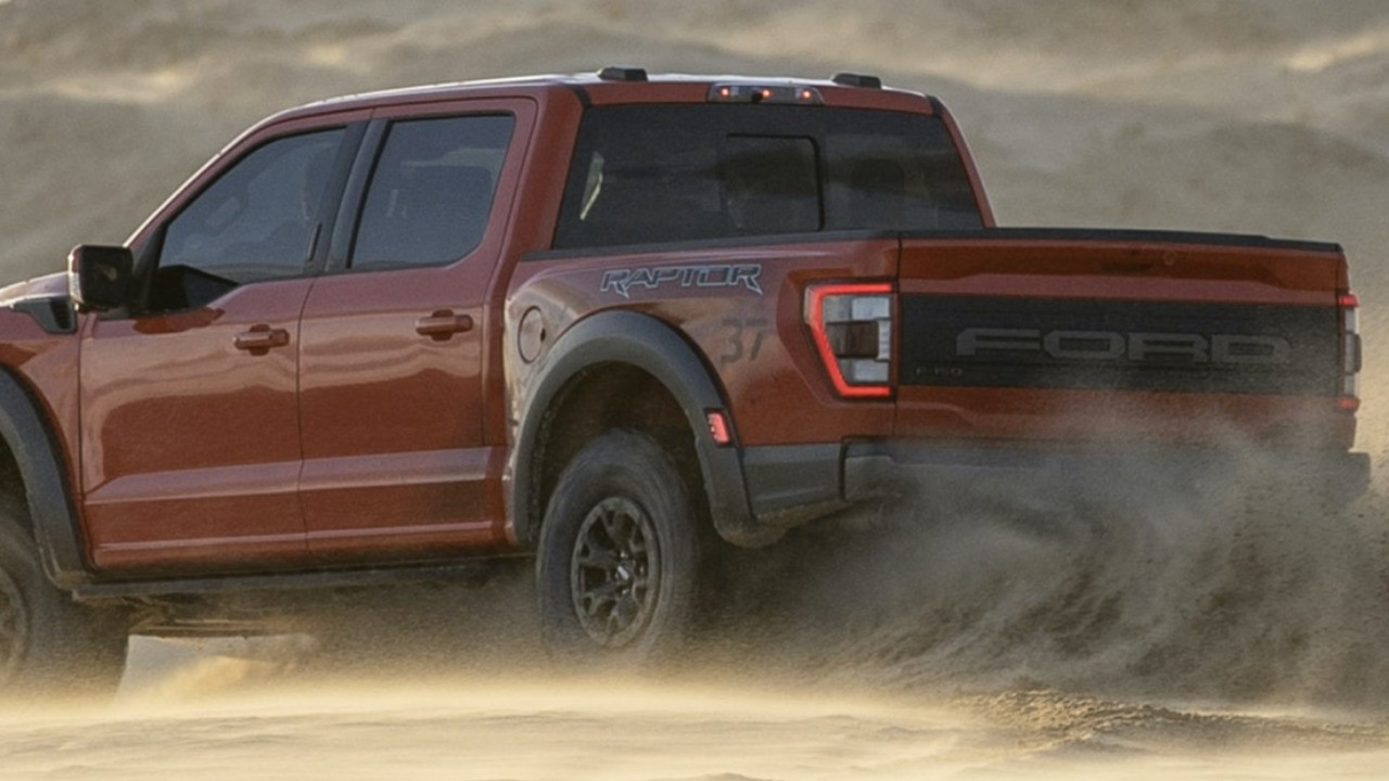Raptors, Tremors and Fords. Oh, My!