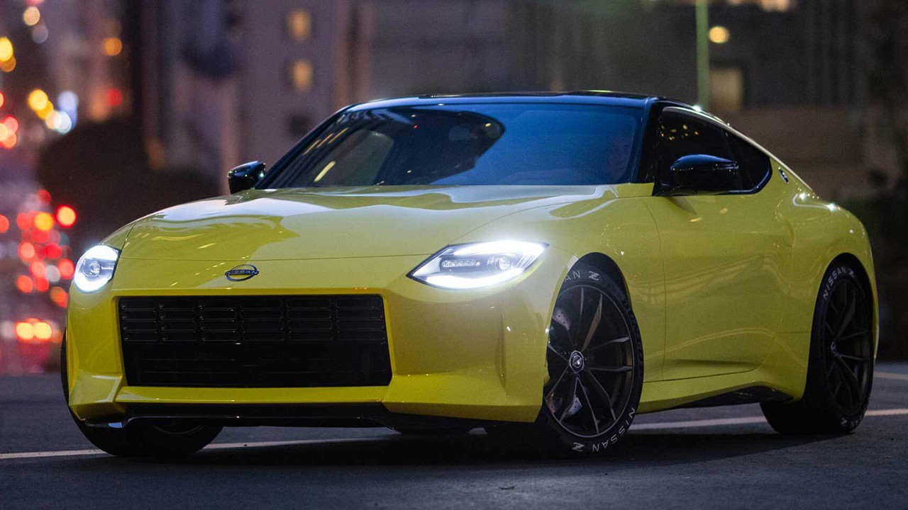 Chicago Auto Show Concepts - The Nissan Z