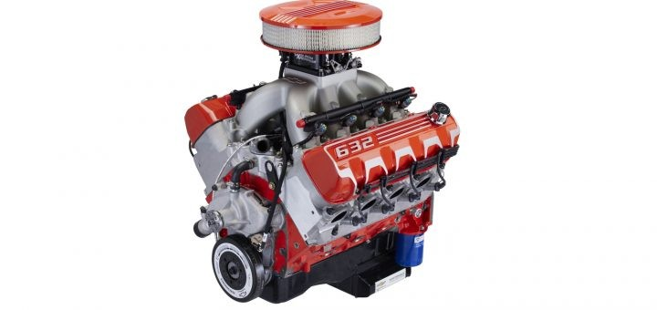 Take That Prius - Chevy Releases 632ci Monster V-8