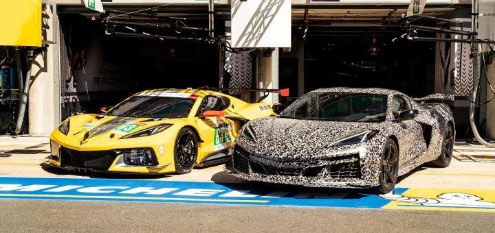 2023 Corvette Z06 Reveal is October 26