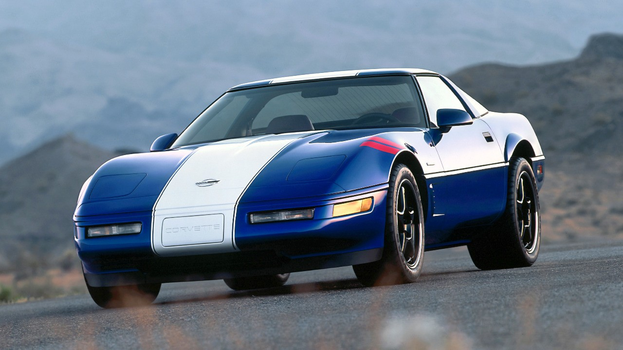 Top Corvettes - 1996 Grand Sport