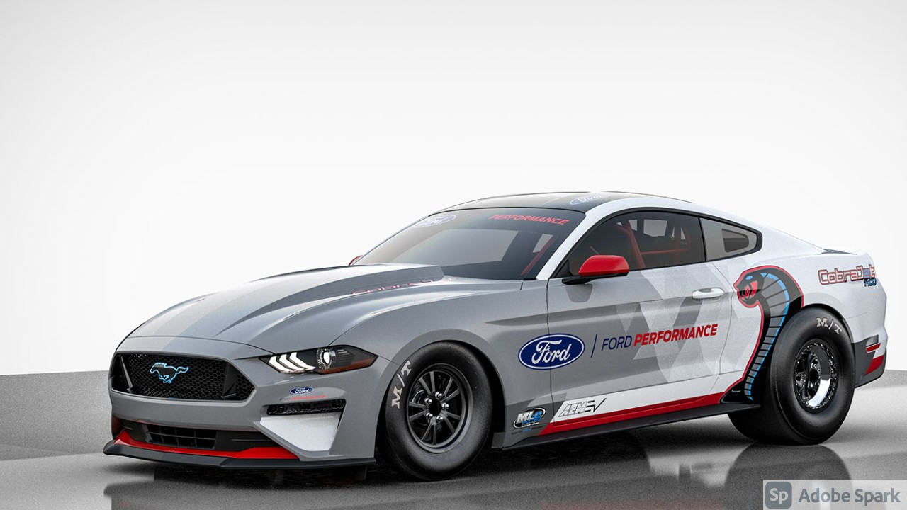 Ford Cobra Jet 1400 Gets Faster and Faster; NHRA Plans New All-Electric Classes