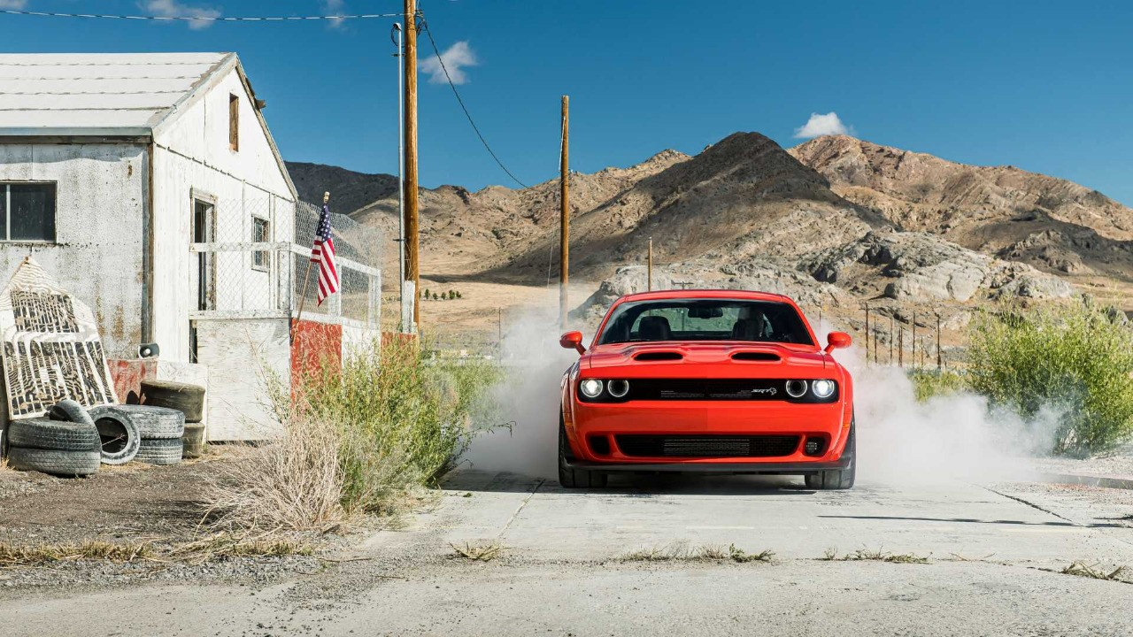 Dodge Says Hellcat Party As We Know It Is About Over.