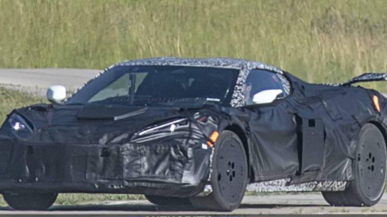 Can You Wait 2 Months for the Z06 Annoucement?