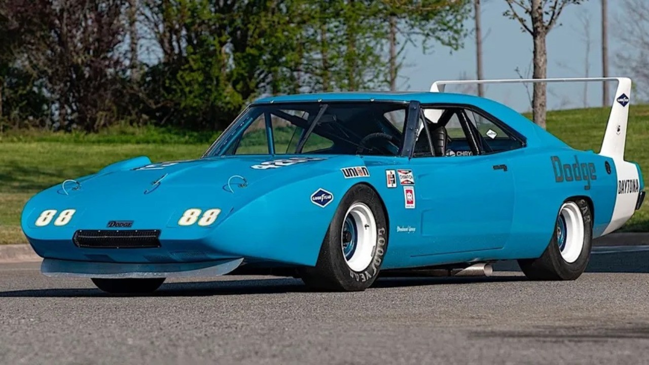 Remembering the first 200 MPH Stock Car