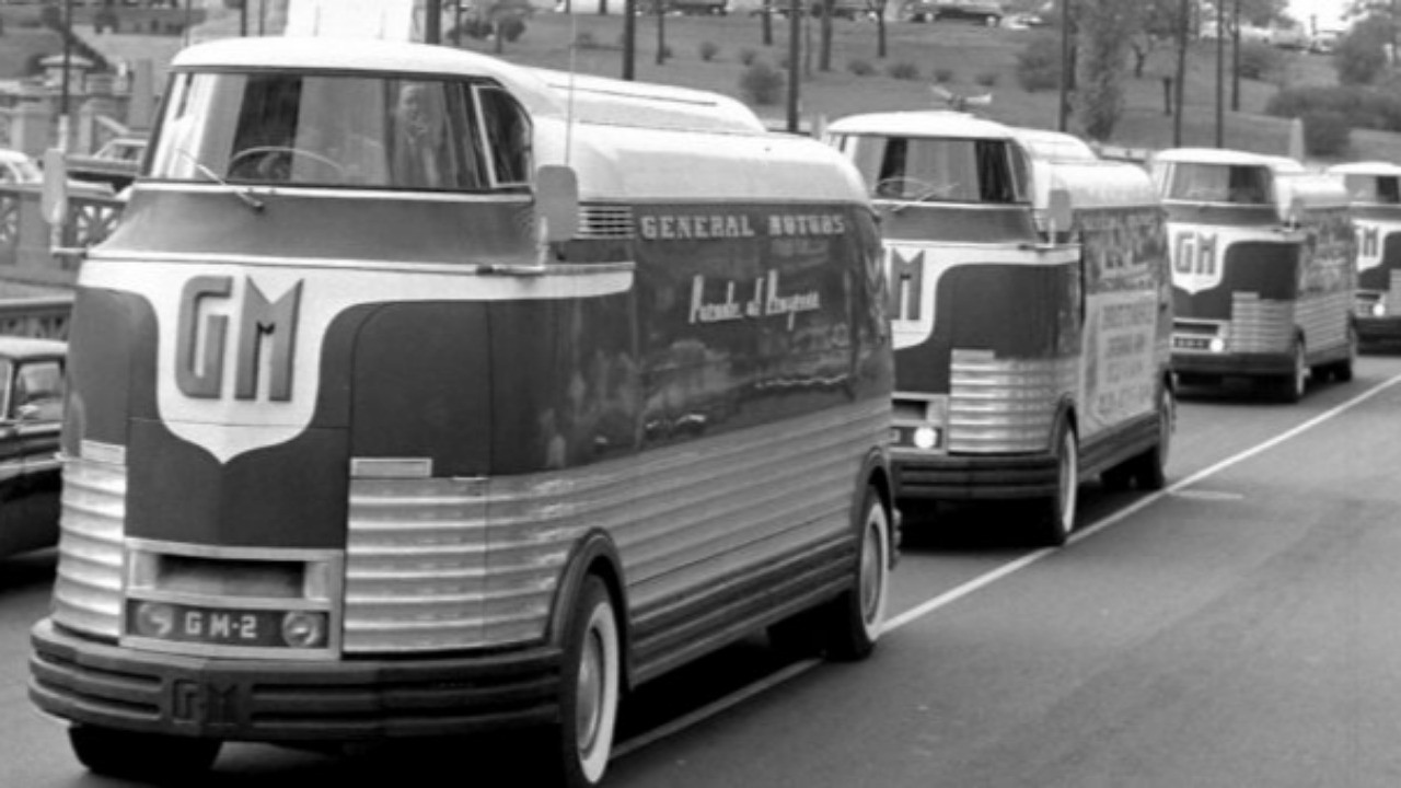 Back to the Futurliner