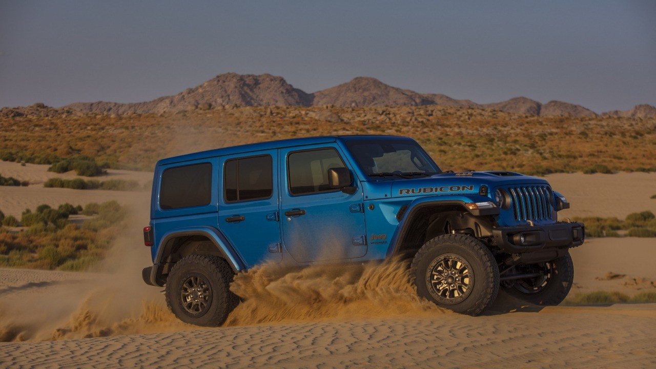 Top of the Heap Jeep Delivers 470+ Horsepower