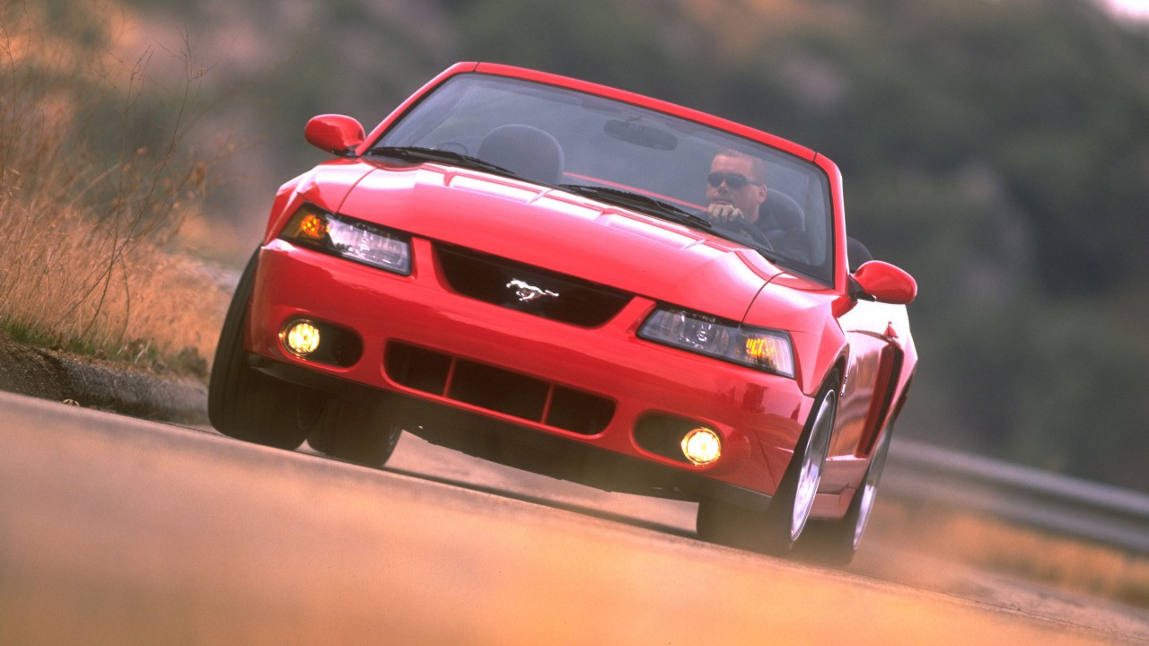 "Top Mustangs - 2003 SVT Cobra ""Terminator"""