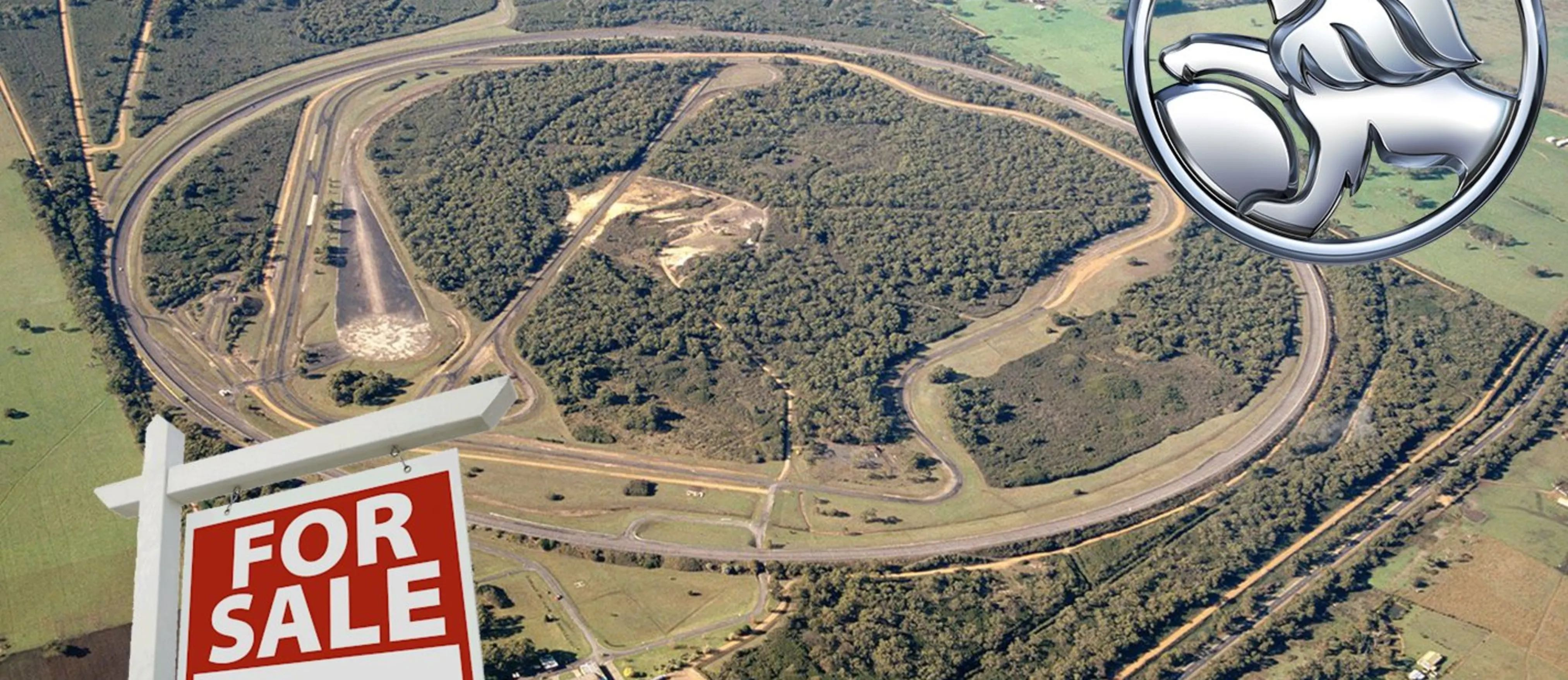 Buy Your Very Own Automobile Proving Grounds ... In Oz.