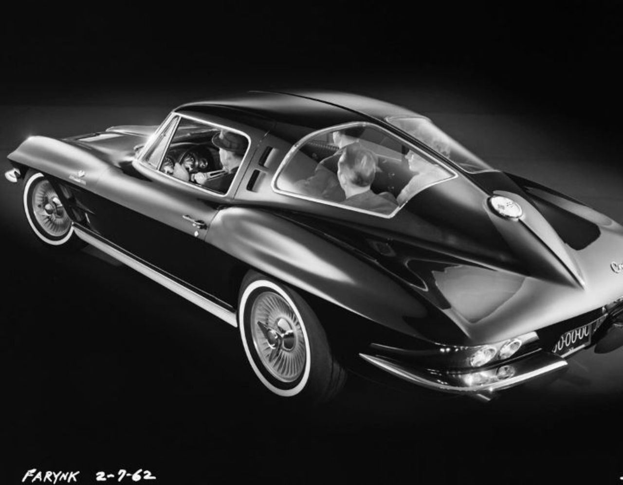 What if the Midyear Corvette Came as a 4-Seater?