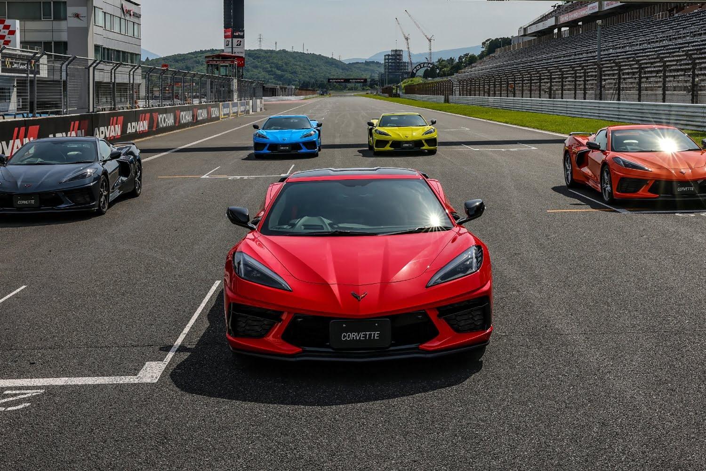2022 Corvette Sold Out ... In Australia!