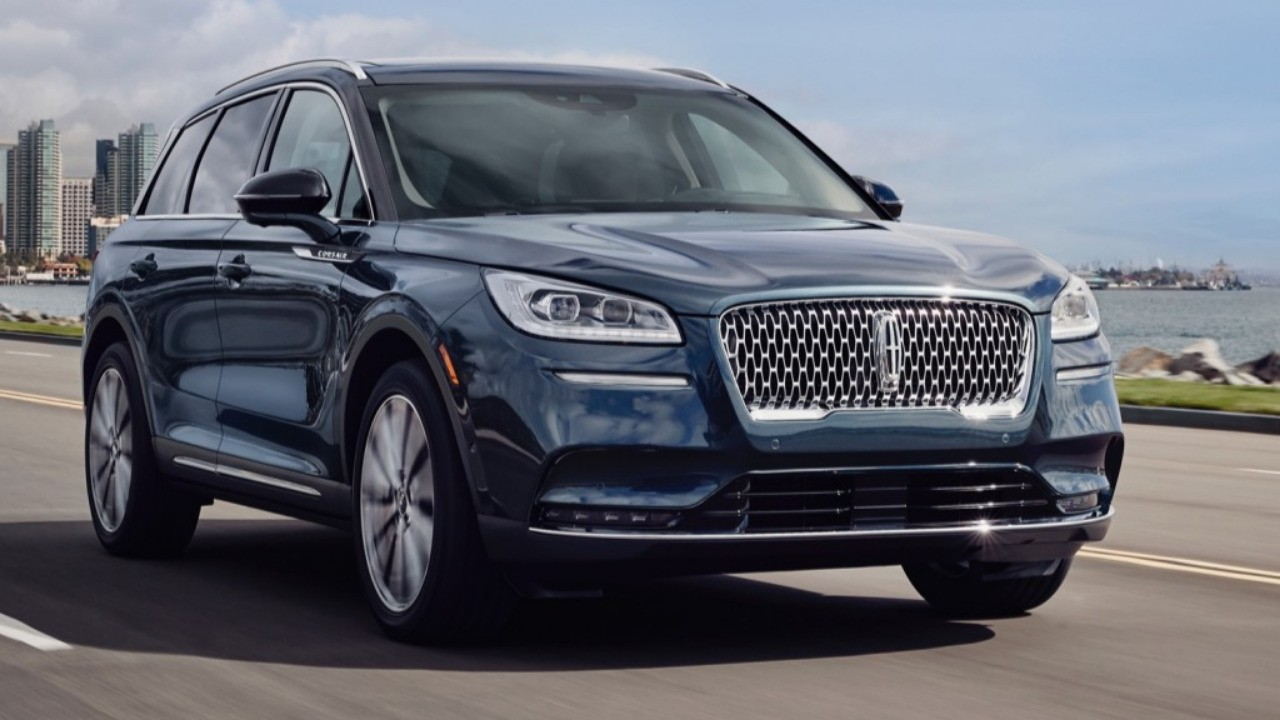 Lincoln's Done Thinkin' - All Vehicles Electric by 2030