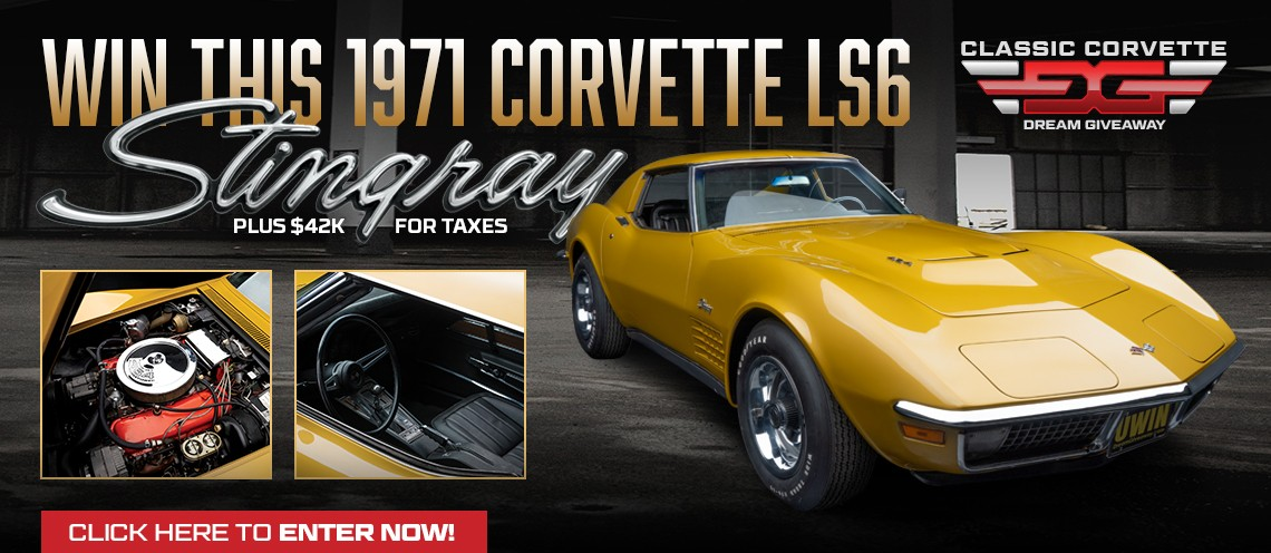 1 of 188 LS6 Corvette Could Be Yours!