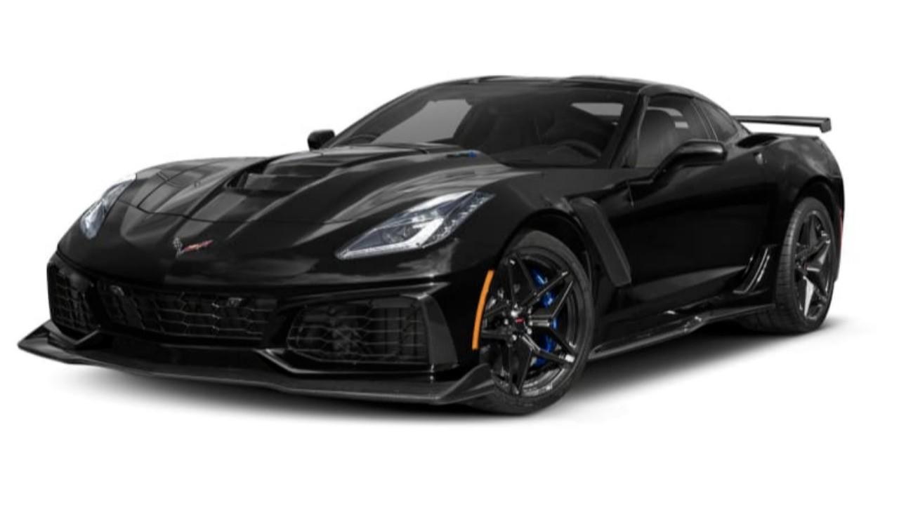 Top Corvettes - 2019 ZR1