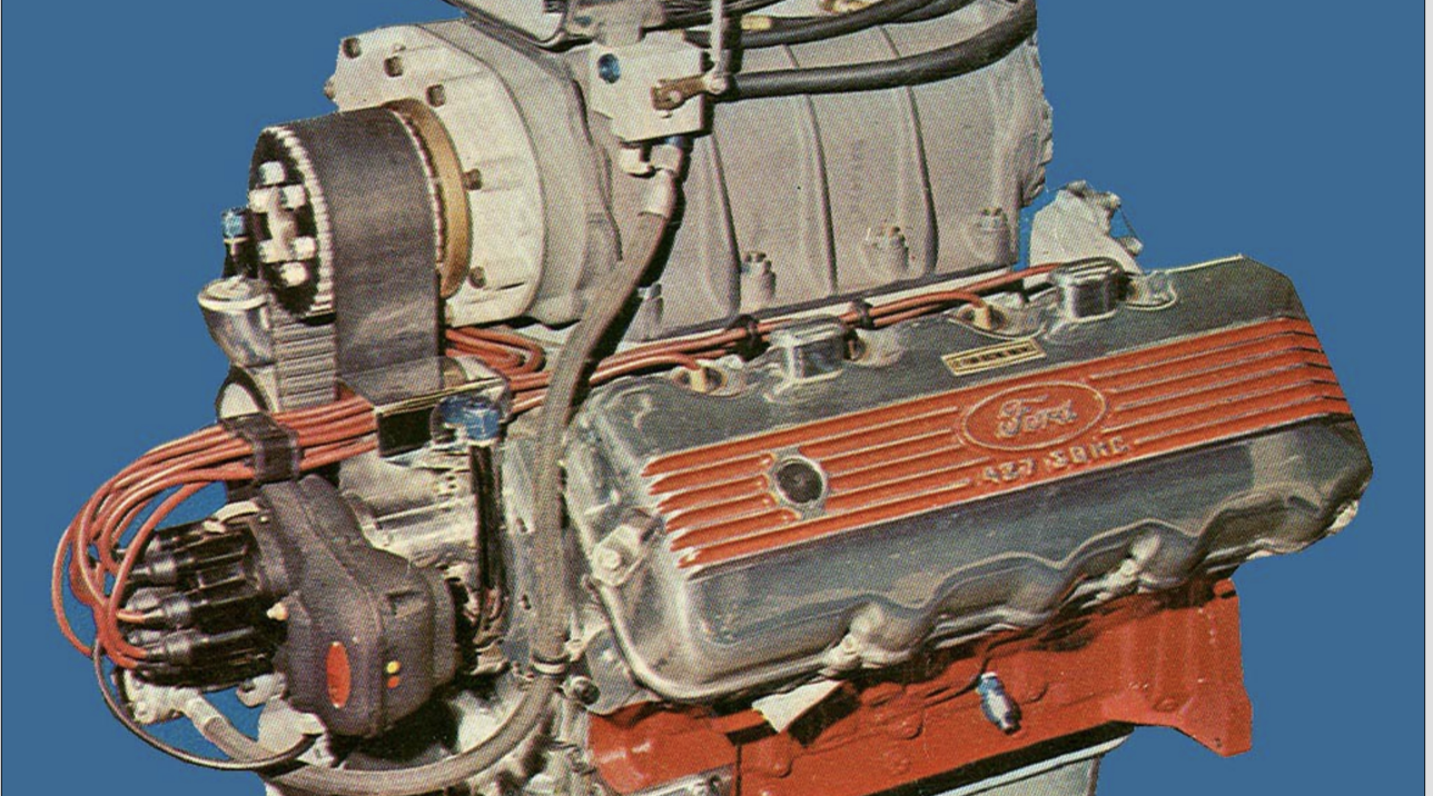 Happy 427 Day, Ford Fans. The Next 3 Days Are For You!