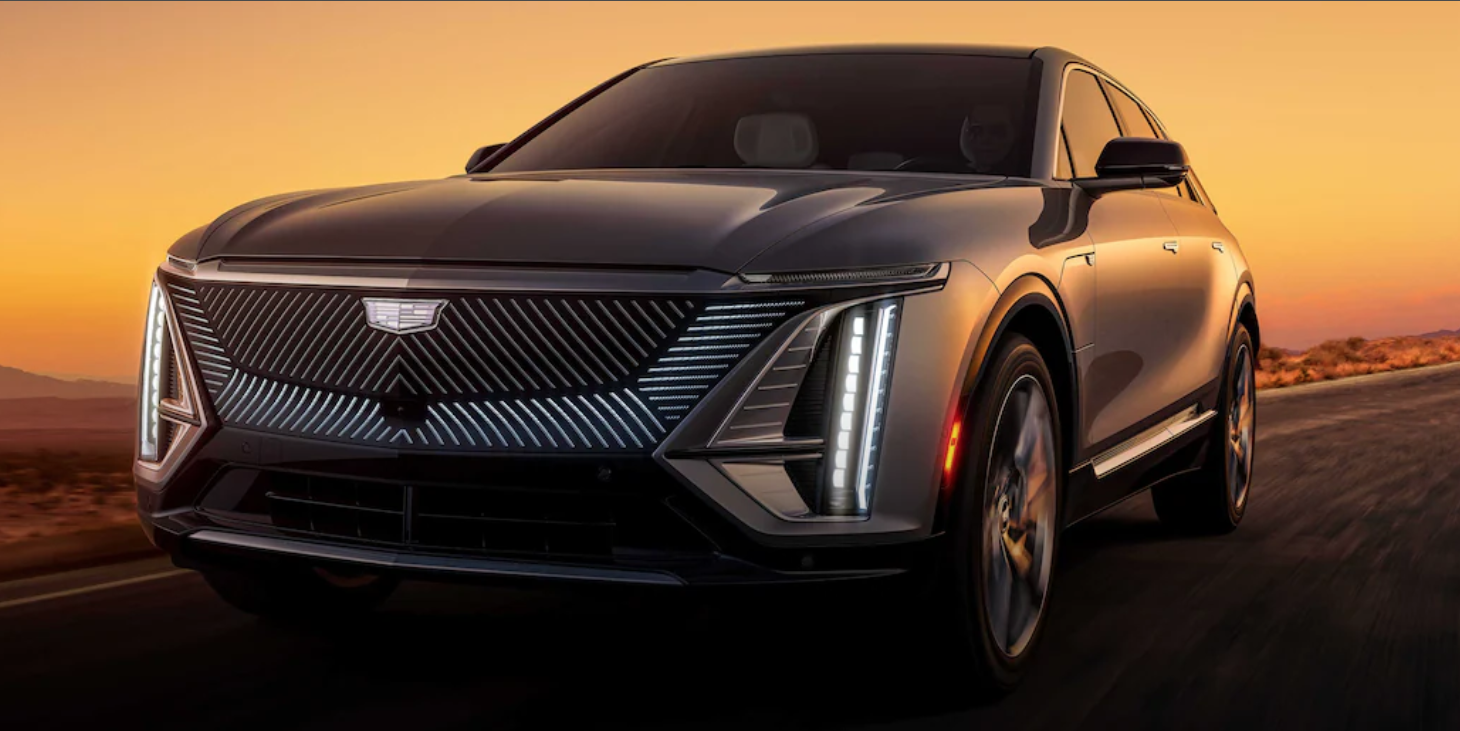 All-Electric 2023 Cadillac Lyriq Debut Edition Reservations are Full