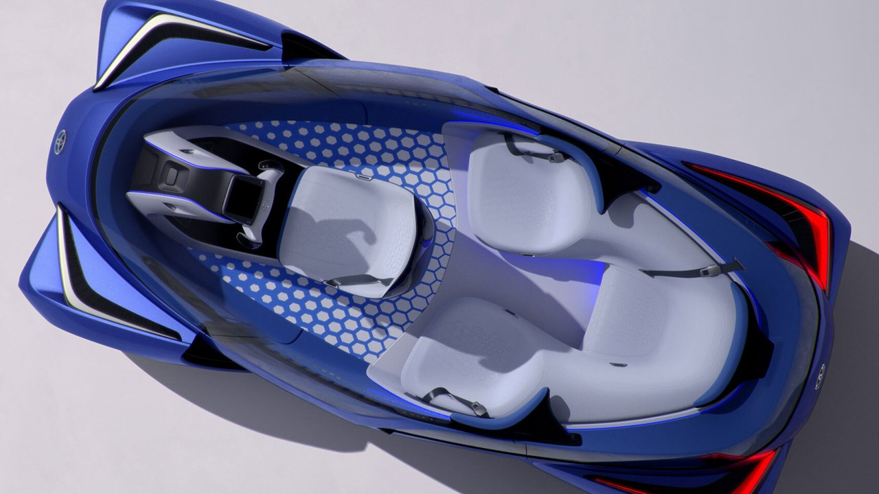 Chicago Auto Show Concepts - The Toyota Rhombus