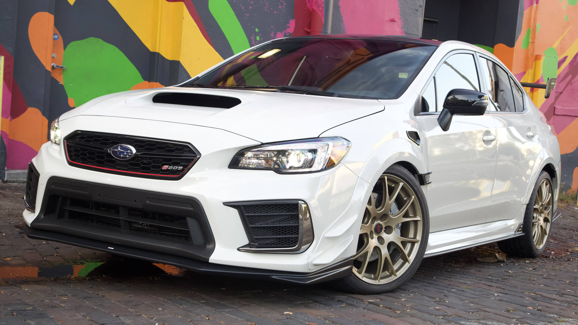 Win A Limited-Edition 2019 Subaru STI S209