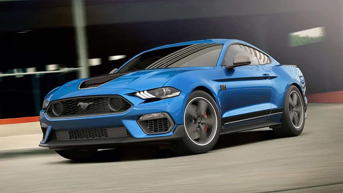 2022 Ford Mustang Loses 10 Ponies