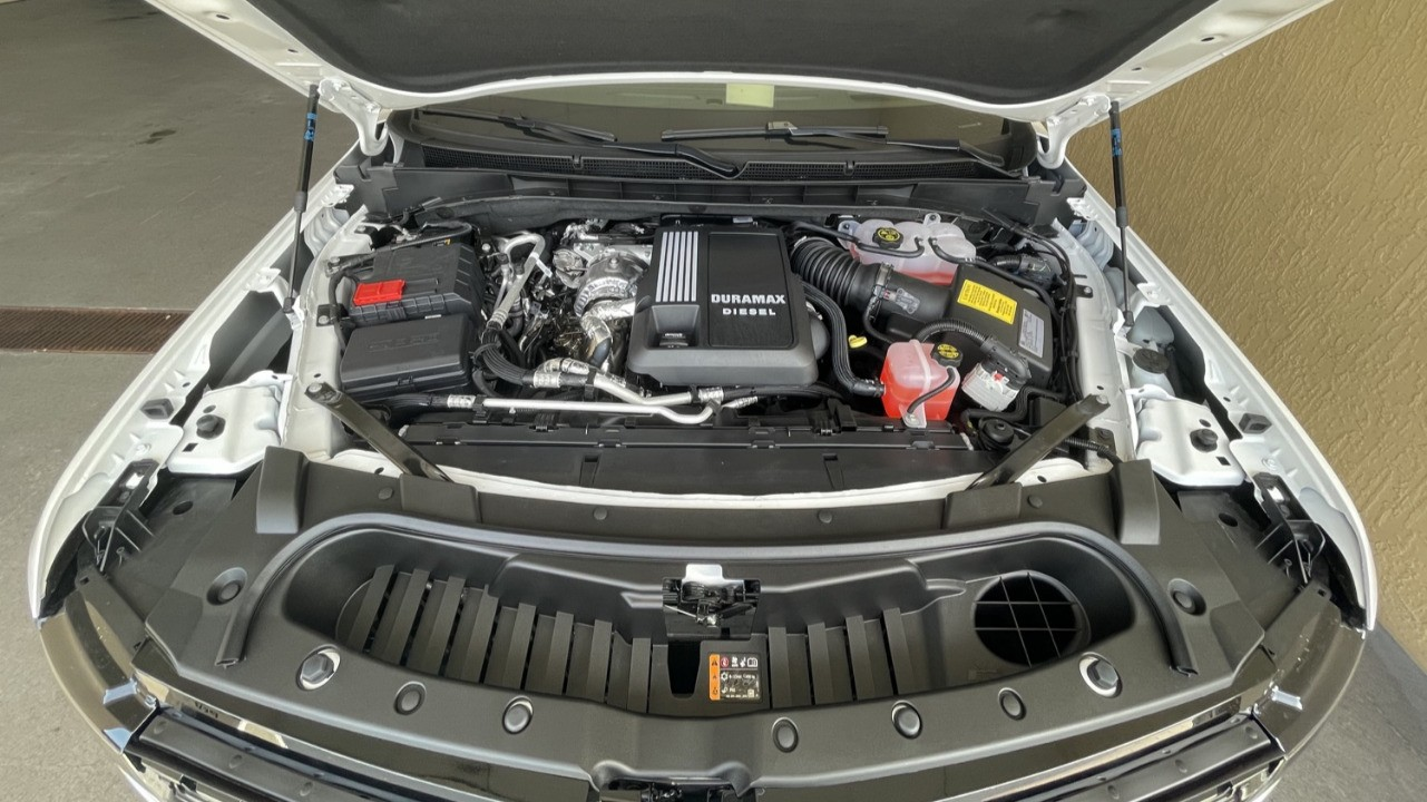 Van Diesel? Cadillac Escalade Gets Optional Duramax