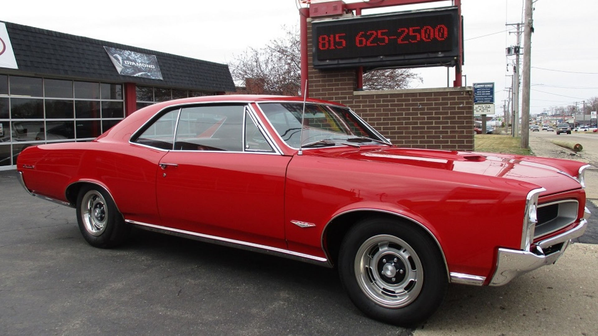 Before Lil' Red Corvette There Was Lil' Red GTO