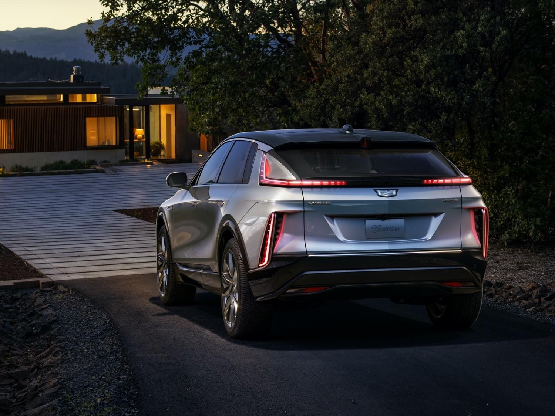 Cadillac Lyriq Orders Open Next Month