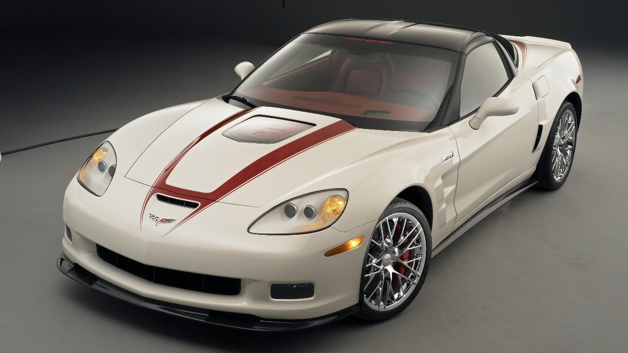 Top Corvettes - 2010 ZR1