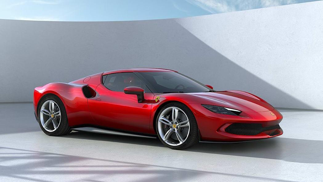 V-6 Turbo Hybrid Ferrari Promises 819 Horsepower