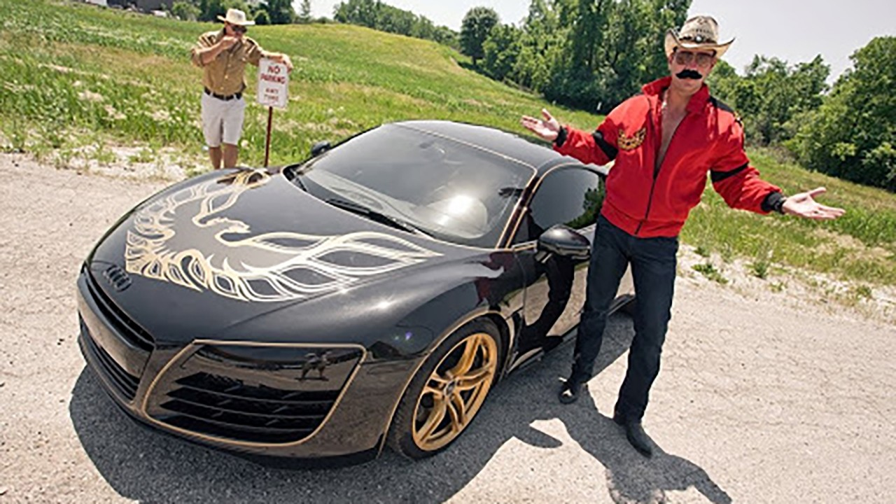 World's Craziest Bandit Tributes  - Audi R8