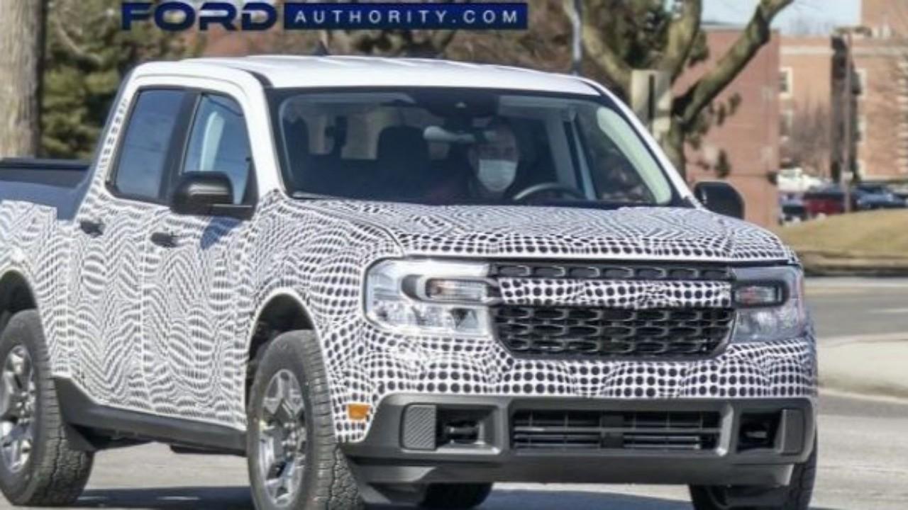 Ford Maverick Returns as a Tiny Truck