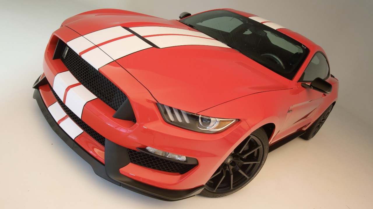 Top Mustangs - 2016 Shelby GT350