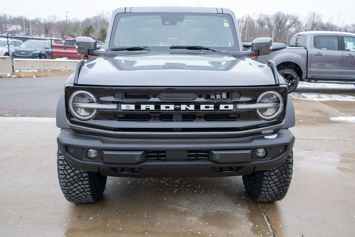 1 in 4 New Bronco Owners Save the Stick