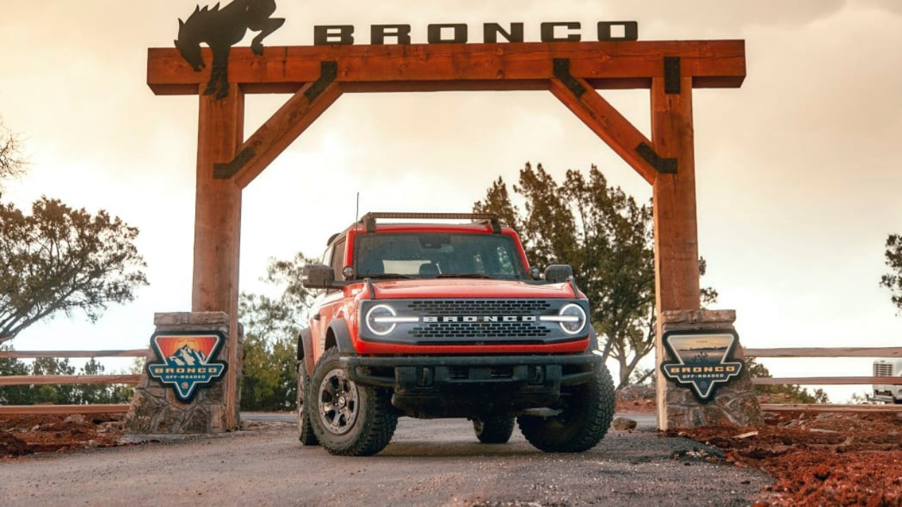 Ford Opens Bronco Off-Rodeo